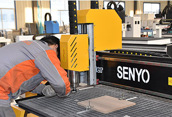SENYOQC® specializes in the development and  manufacture of CNC router machine